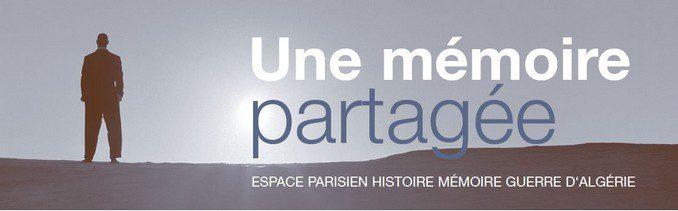 Espace Parisien Histoire Mémoire Guerre d'Algérie